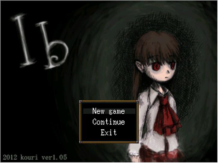 Ib フリーゲーム ホラーゲーム