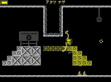 日本ゲーム大賞 アマチュア部門優秀賞『ELEC HEAD』