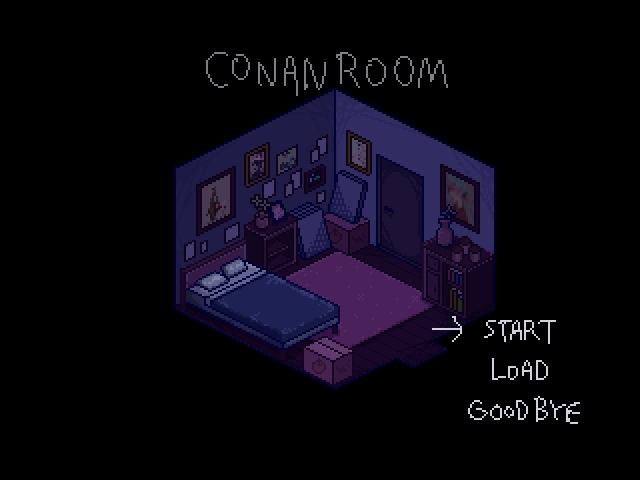 永遠に繰り返される場所と共に「私」は……。不思議で不気味な脱出ゲーム『CONANROOM』。 | もぐらゲームス